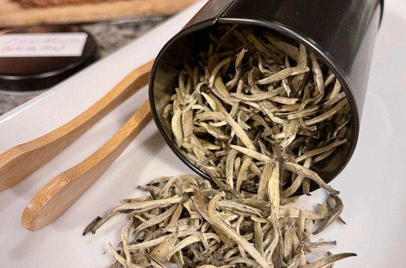 Silver Spring Needle – White Tea