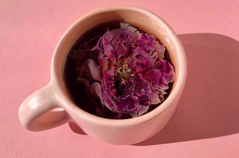 Why You Should Start Drinking Flowers