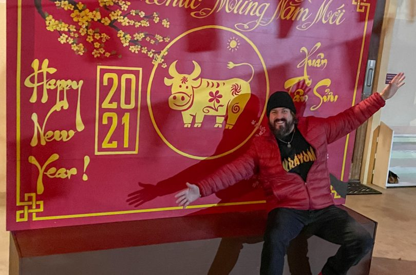 OUR 2021 CHINESE NEW YEAR CELEBRATION!