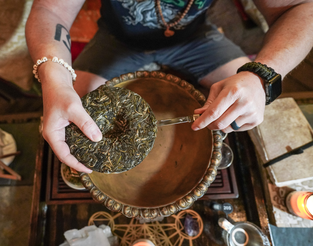 Pu'er Is the 'Champagne of Teas' That's Good For Your Heart