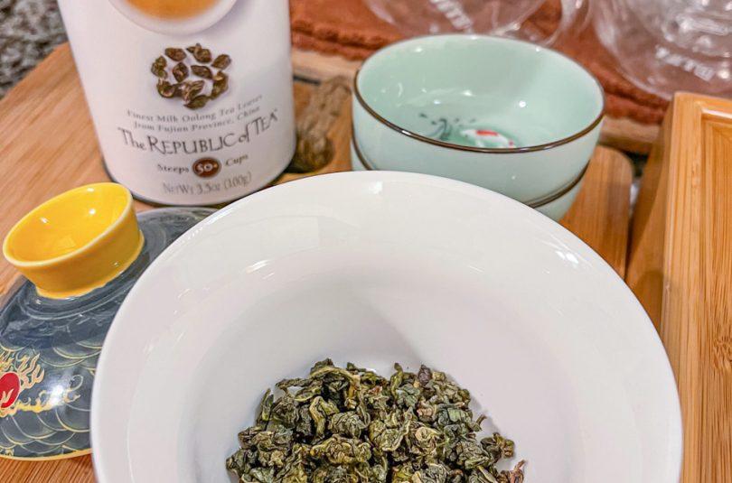 Milk Oolong – Republic of Tea
