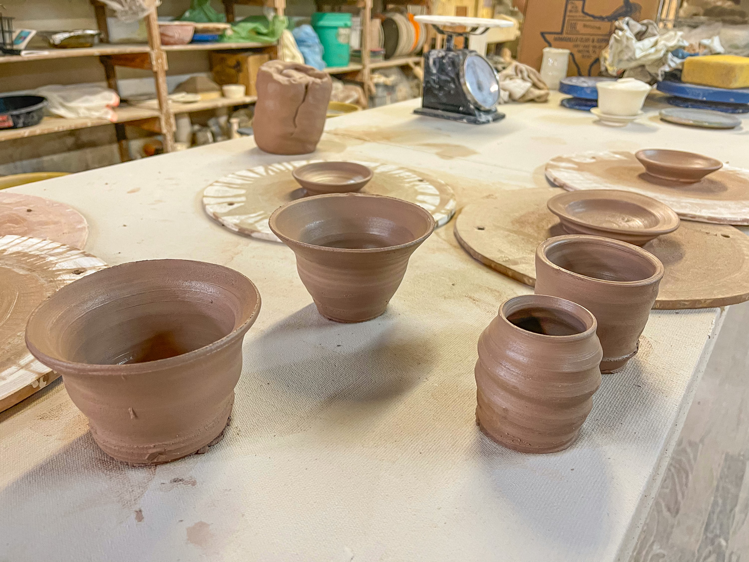 Feats of Clay – Creating Teaware