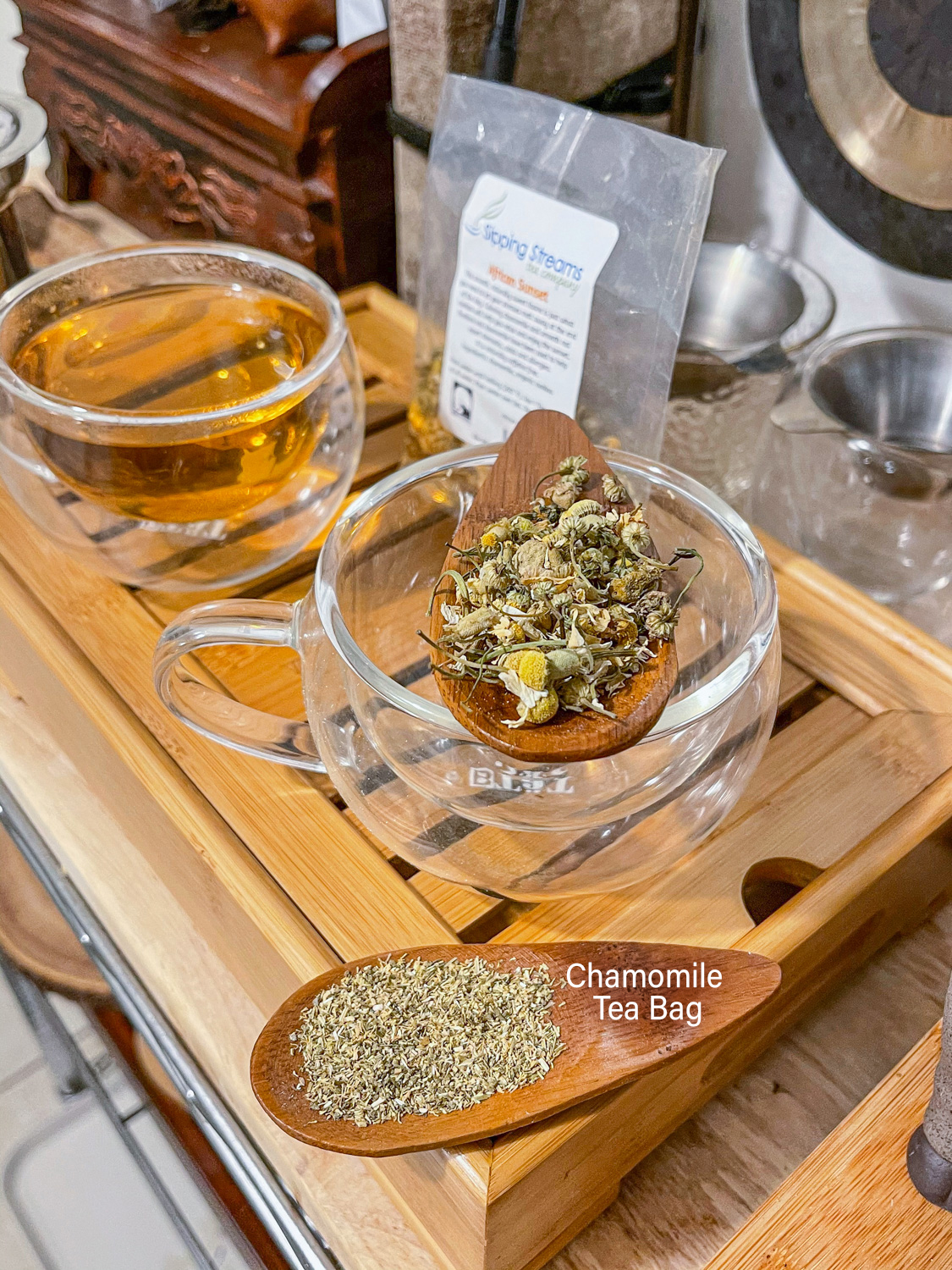 African Sunset Tisane – Sipping Streams
