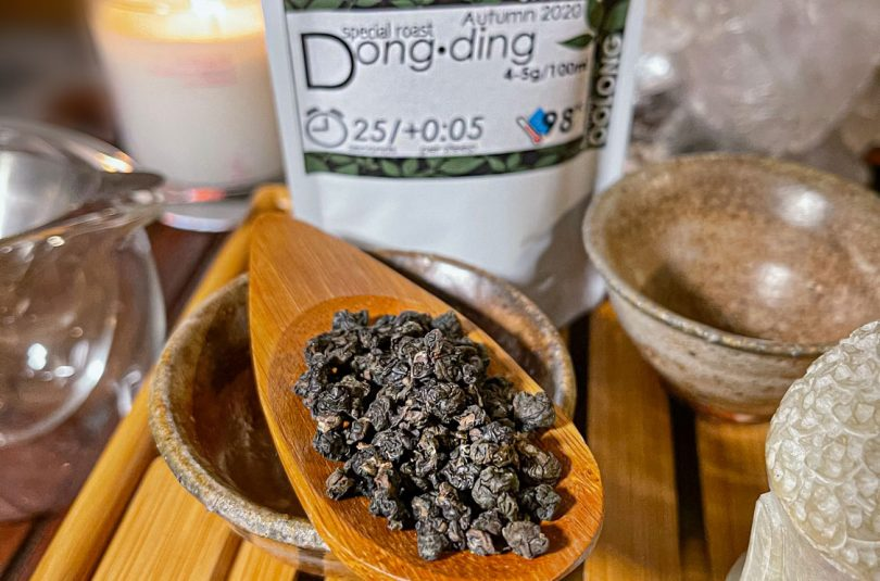 DONG DING SPECIAL ROAST – UNY TEA